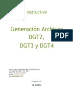 GI I 006 Instrutivo DGT 3ny DGT 4