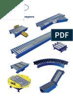 roller conveyor catalogue