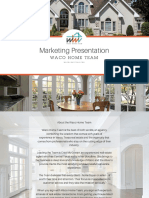 WHT 2019 Marketing Plan