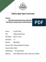 Laraib tariq{thesis aiou) bp611830 (1).docx