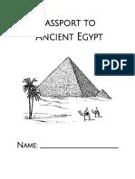 ancient egypt passport