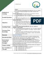 prefix review lesson plan