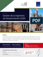 Newsletter Diplomado Gestioìn de la ingenieriìa de Mantenimiento DGIM-final.pdf