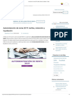 Autorretención de renta 2019 tarifas, retención y liquidación.pdf