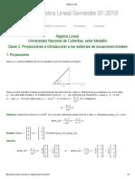 Algebra Lineal 2