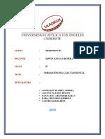 CALCULO DENTAL.docx
