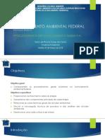 Procedimentos - LICENCIAMENTO AMBIENTAL FEDERAL MÓDULO BÁSICO.pdf
