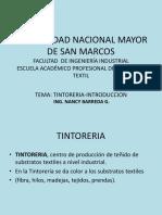 Tinto Introduccion Ejercicios Descrude Blanqueo Teñido(v)