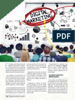 Marketing Digital  por Magalí Pessah  - Diario Gráfc Cromática