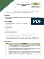 Instructivo Validacion Del Software v-03 (1)