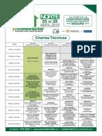 NEW Charlas Tecnicas YC Norte 2019