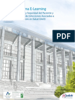 Programa Diploma Calidad y Seguridad Del Paciente y Control de Infecciones Asociadas a La Atencion en Salud Iaas PDF 861 Kb