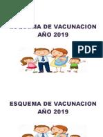 Esquema Nacional de Vacunacion-1