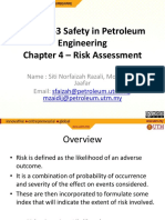 Chapter 4 RiskAssessment