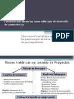 Estrategia de Proyectos -- Bases - Historia