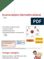 Eccema Atópico (Dermatitis Atópica)