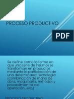 EVF 4 Proceso Productivo