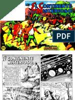 Fredy Barton 05 - El Continente Misterioso_Esp