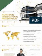 karatbars - gold standard - company presentation - en 2019