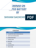 Paper battery.PPT