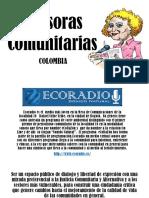 Emisoras  Comunitarias