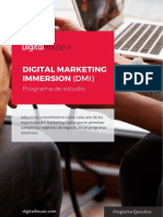 Digital Marketing Immersion