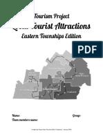 tourism project - et edition - student