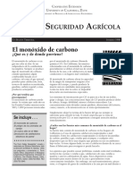 Seguridad agricola