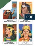 Incas y Su Significado