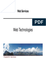 WS 03 Web Services WebTechnologies_0