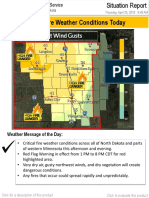 Fire Weather Update 04-25-2019