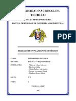 Programa de La Asignatura Quimica Analitica i