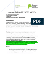 Proyecto Teatro Musical