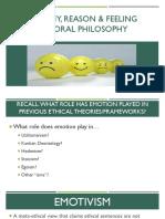 empathy reason   feeling in moral philosophy db