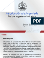 Ingeniero Industrial