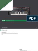 User Manual Sound Canvas