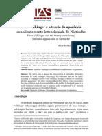 Ricardo Bazilio Dalla Vecchia - Hans Vaihinger e a teoria da aparência conscientemente intencionada de Nietzsche.pdf