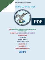 Redes Ip6 y Topologias