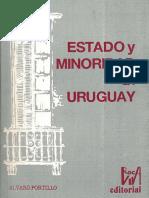 Alvaro Portillo - Estado y minoridad en uruguay.pdf