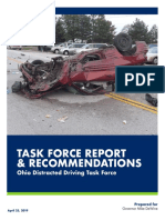 Ohio Distracted Driving Task Force Report FINAL