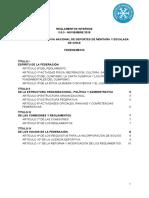 1 Reglamento Interno Fdn Montaña y Escalada