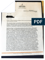 SUSAN FRAZER OMITTED CLEARANCE LETTERS