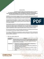 Convocatoria para agencias y/o equipos consultores en comunicación