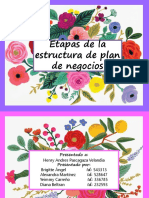 Brigitte Alexa Diana Yeimmy Diapositivas Fases Estructura de Plan de Negocios Semana 2 Salud Ocp Septimo Semestre Uniminuto 2019
