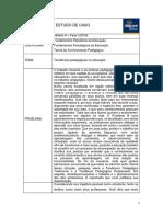 Estudo de Caso SL Pedagogia AI 2019
