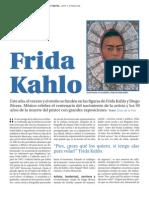 Puntoycoma - FRIDA Kahlo