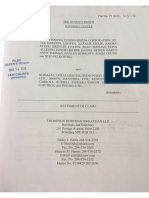 Select pages from BerMax lawsuits