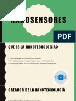 Nano Sensor Es