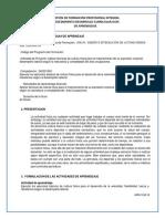 1506130 - Diseño e Integración de Automatismos