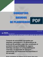 Conceptos Básicos Planificación NEW